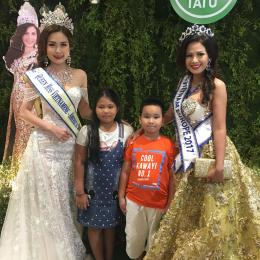 Nhờ phẫu thuật thẩm mỹ diễn viên Hồng Thy đăng quang Hoa hậu